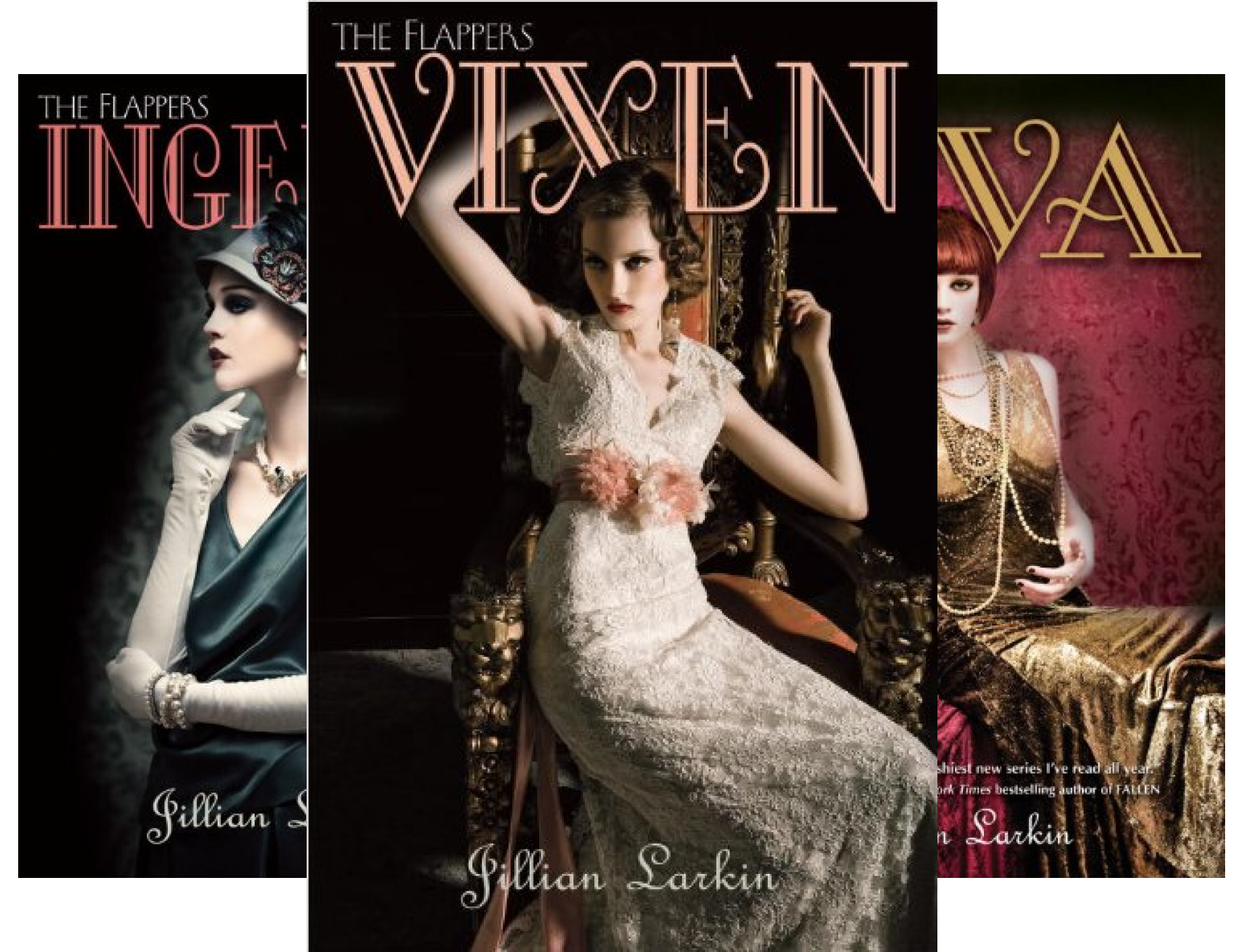 The Flappers (3 Book Series) PDF