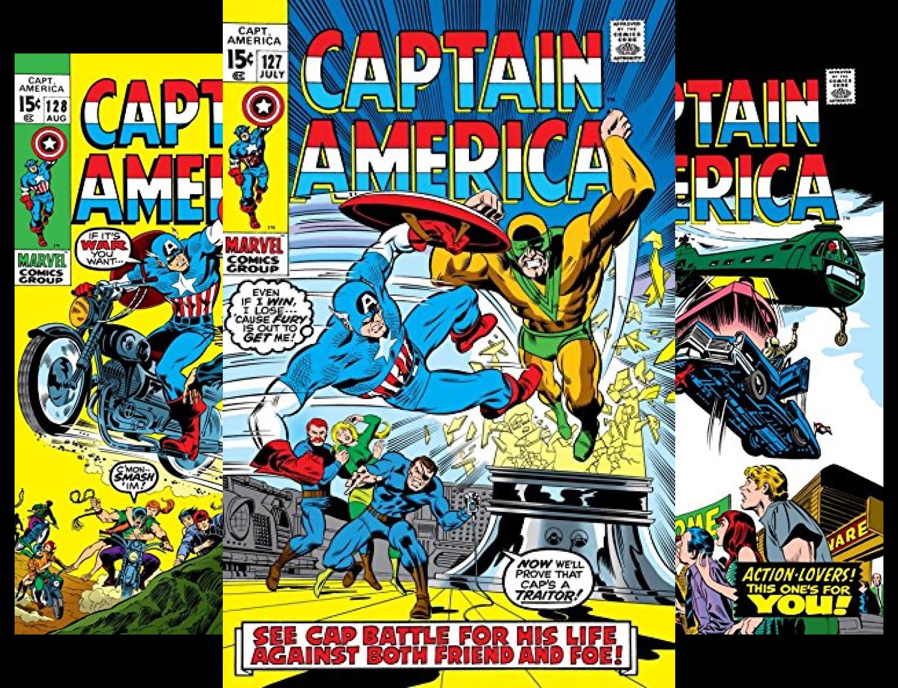 Essential Captain America Volume 3 (30 Book Series) (Captain America Essential 3 compare prices)