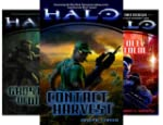 Halo Boxed Set (3 Book Series)