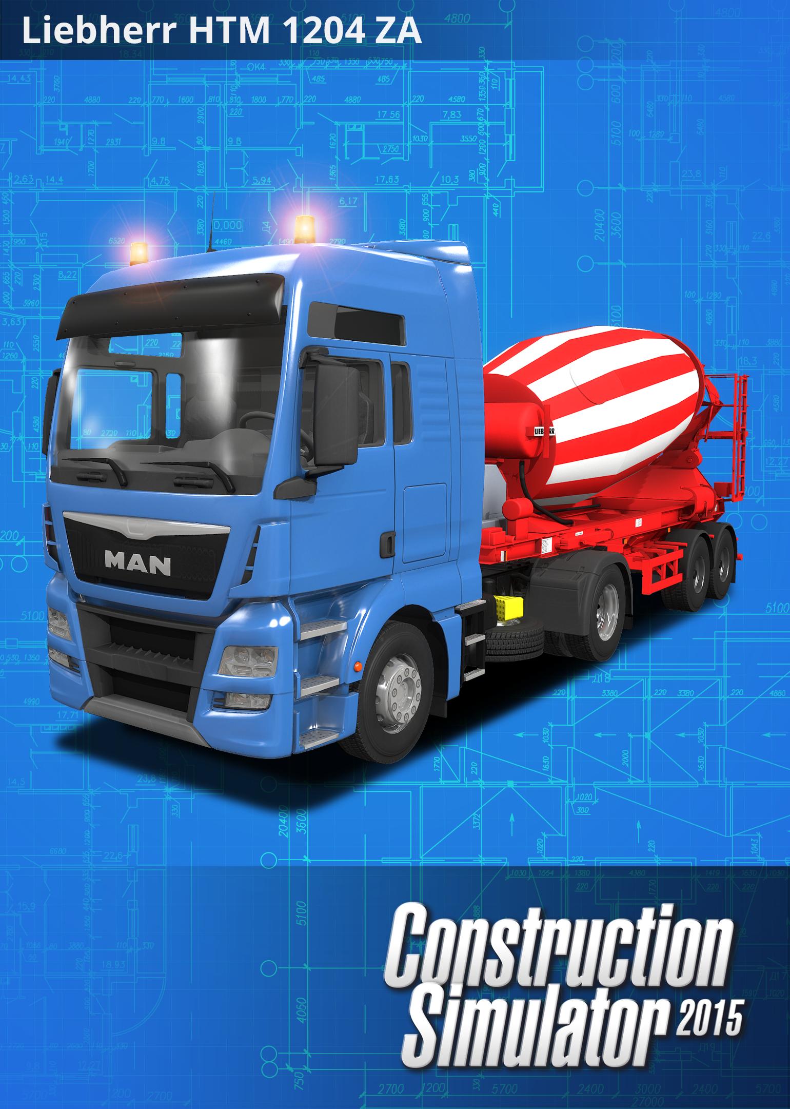 Construction Simulator 2015: LIEBHERR HTM 1204 ZA [Online Game Code] (Construction Simulator Steam compare prices)