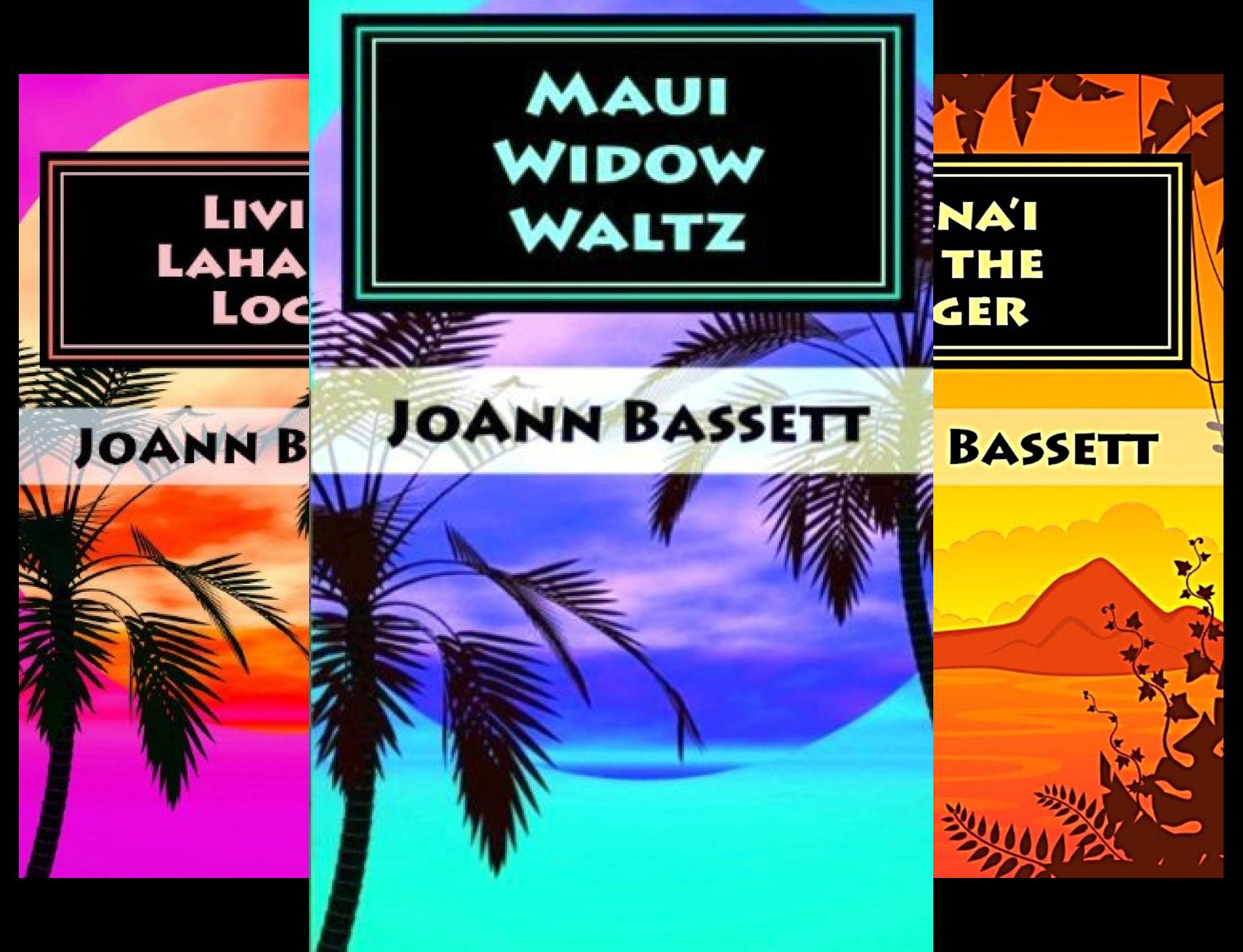 Islands of Aloha Mystery Series (6 Book Series)