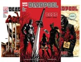 img - for Deadpool The Complete Collection #50-63 (14 Book Series) book / textbook / text book
