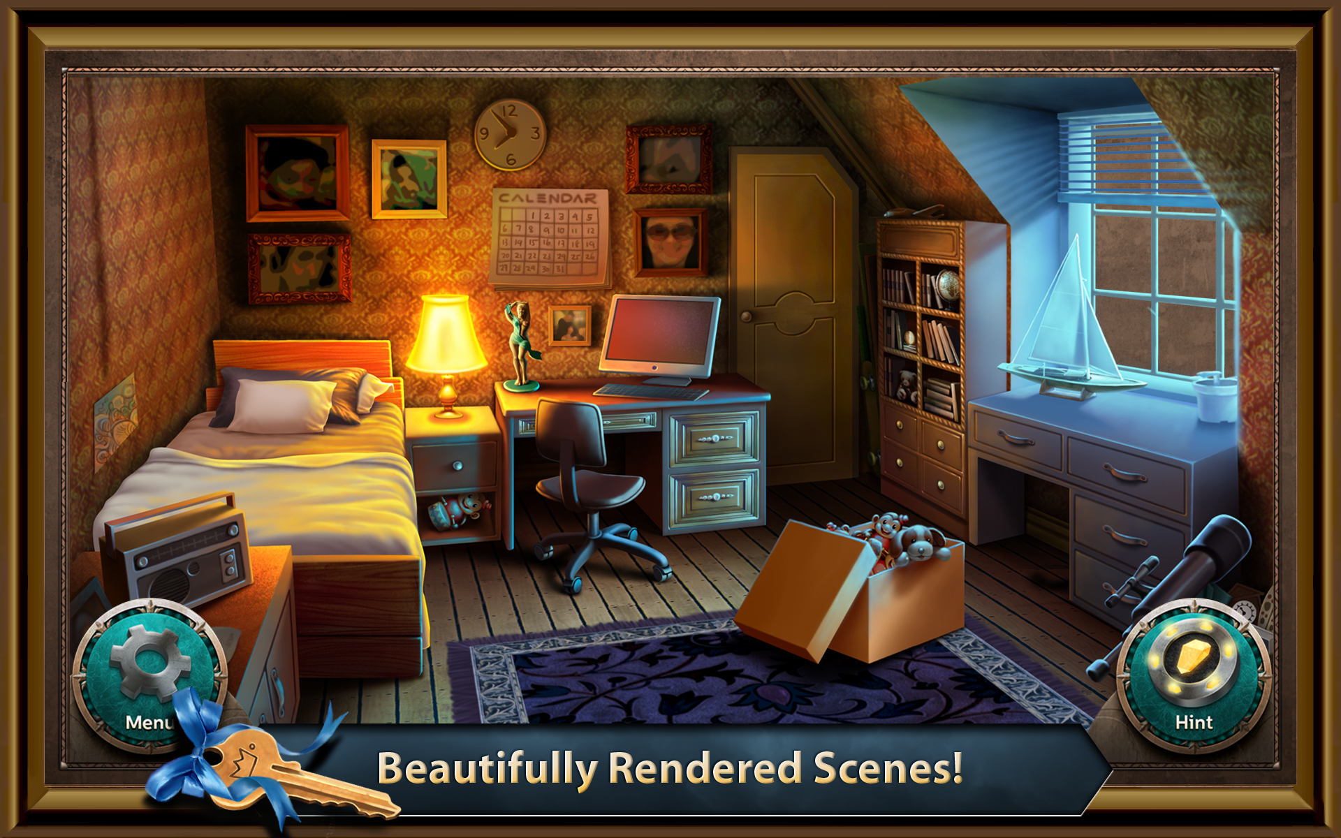 The great escape mystery house appstore for The great escape house