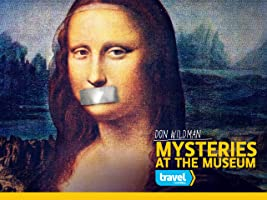 Mysteries at the Museum Season 4