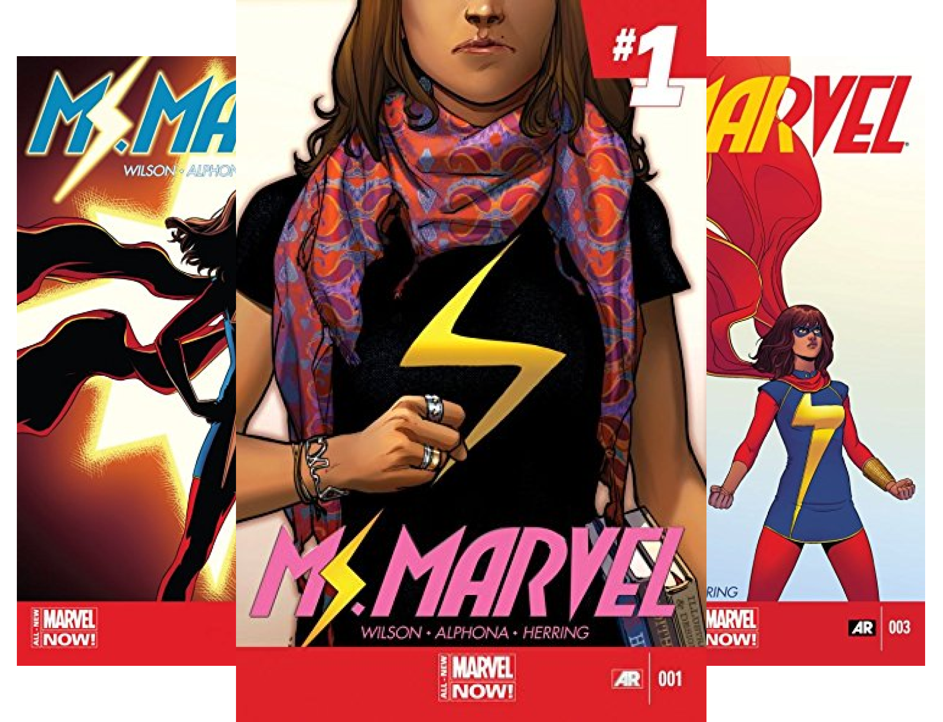 Ms. Marvel #1-11 (11 Book Series) (Ms Marvel 11 compare prices)