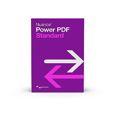 Nuance Power PDF Standard 2.0