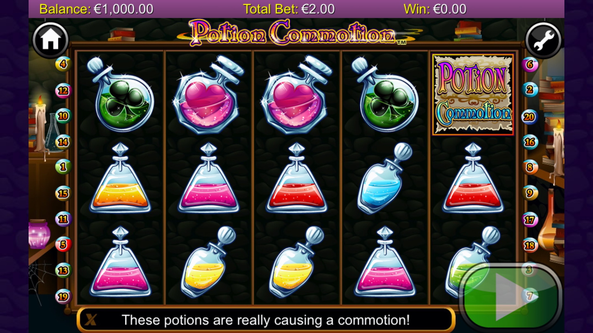 Com Slots Potion Commotion The Best Free Casino Slots And Slot