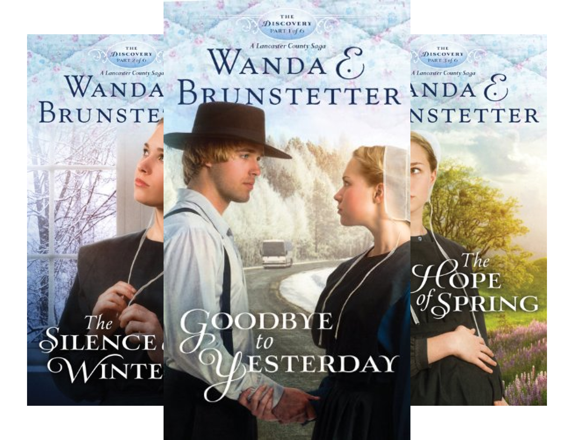 Download The Discovery - A Lancaster County Saga (6 Book Series)