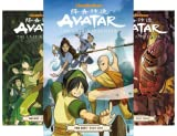 Avatar - The Last Airbender (3 Book Series)