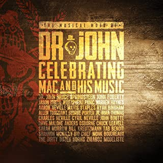 Book Cover: Musical Mojo Of Dr. John: A Celebration of Mac & His Music