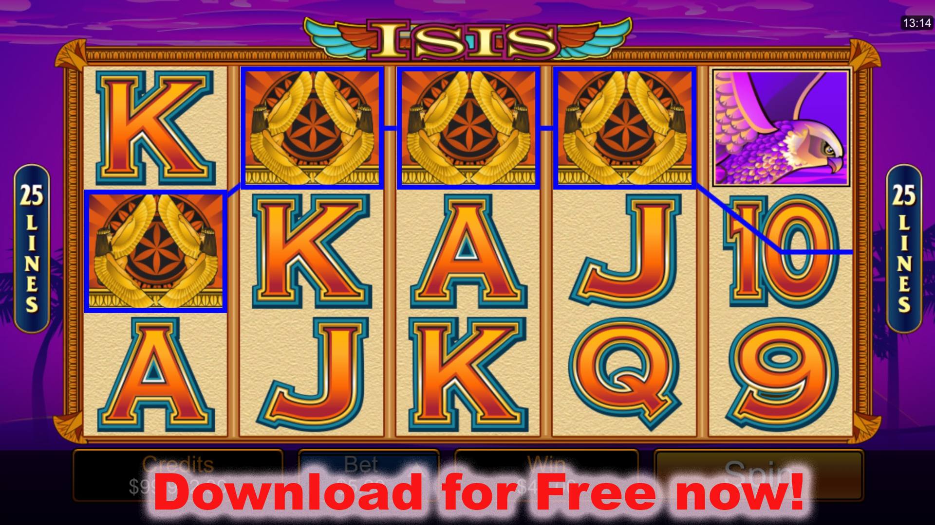 Isis Slot - Read our Review of this Microgaming Casino Game