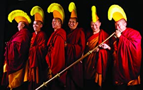 Bilder von The Gyuto Monks