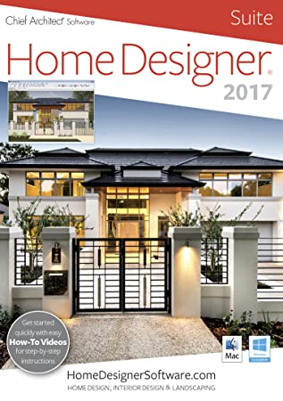Home Designer Suite 2017 [PC]