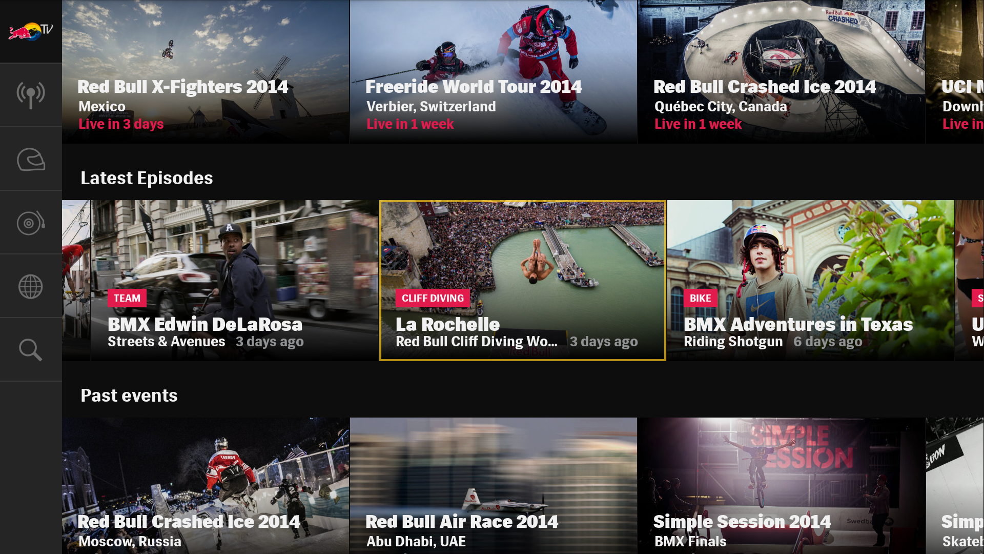 Amazon.com: Red Bull TV: Appstore for Android  Amazon.com: Red...