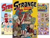img - for Strange Tales Vol. 2 (Issues) (3 Book Series) book / textbook / text book