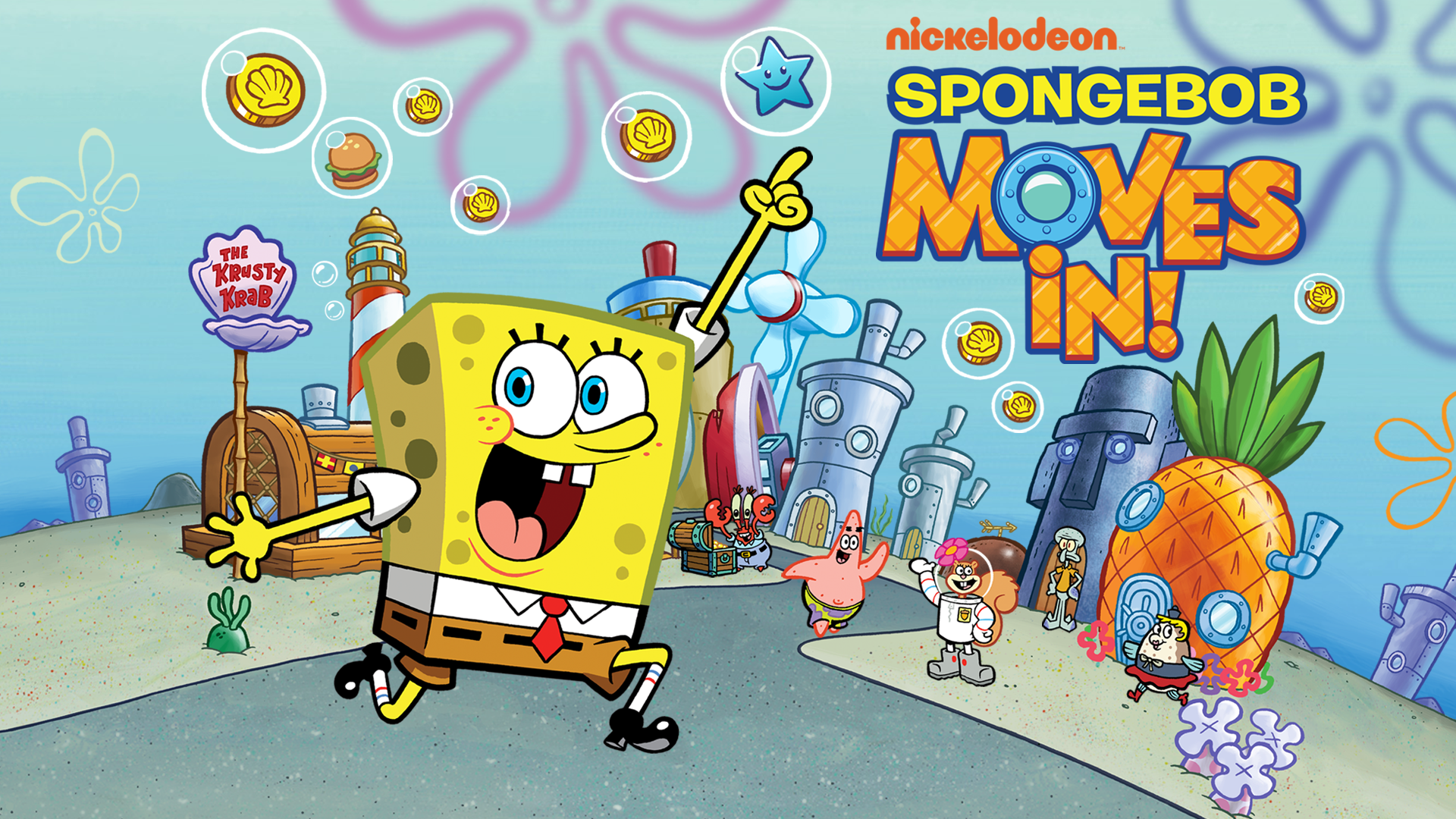 Amazon.com: SpongeBob Moves In: Appstore for Android