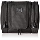Victorinox Lexicon 2.0 Truss Hanging Toiletry Kit, Black (Color: Black, Tamaño: One Size)