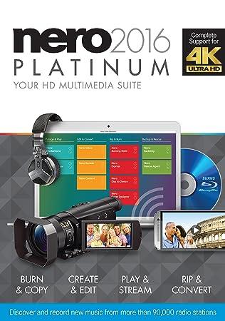 Nero 2016 Platinum [Download]