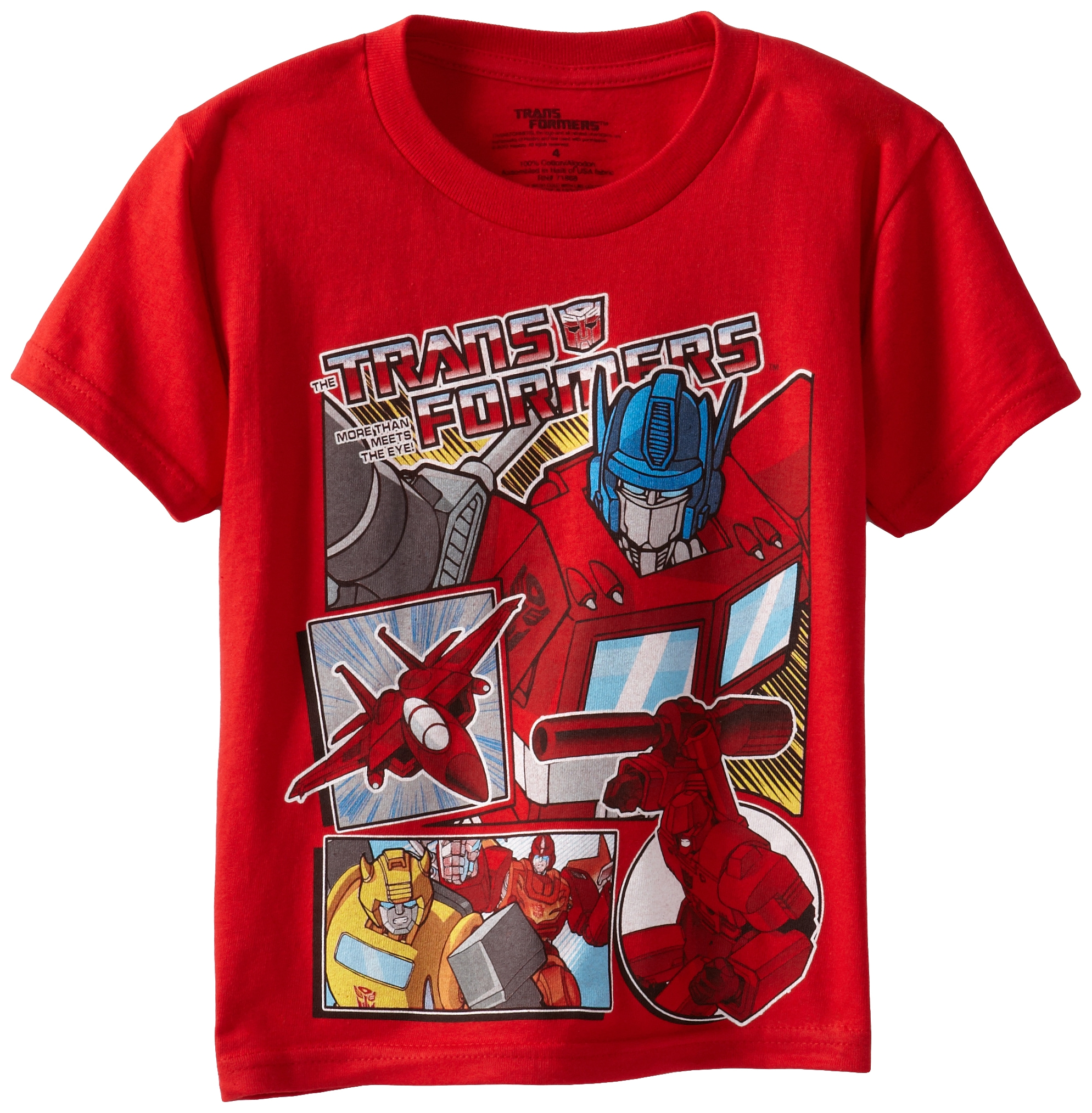 Galleon transformers little boys 39 short sleeve t shirt for Boys short sleeve t shirts