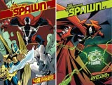 img - for The Adventures of Spawn (Issues) (2 Book Series) book / textbook / text book