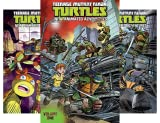 img - for Teenage Mutant Ninja Turtles: New Animated Adventures (Collections) (6 Book Series) book / textbook / text book