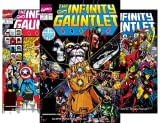 img - for Infinity Gauntlet (Issues) (6 Book Series) book / textbook / text book