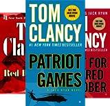 Jack Ryan Novels (9 Book Series)