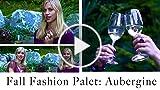Fall Fashion Palet: Aubergine