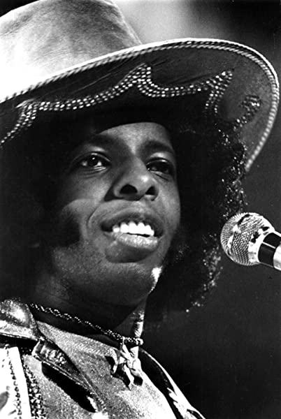 Sly Stone - Sly Stone Performing