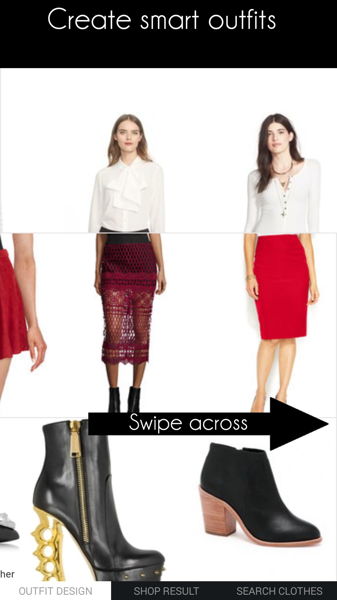 Amazon.com: OUTFIT Maker: Match, Plan, Style & Shop