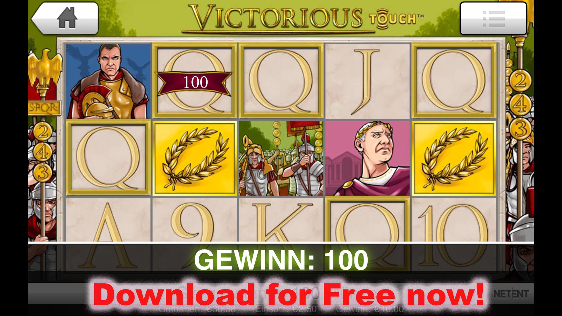 slot machine online victorious spiele