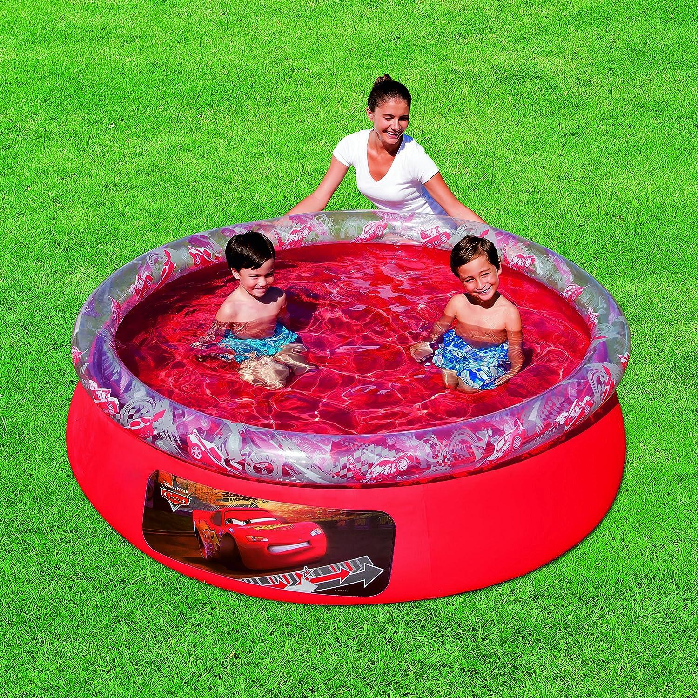 New bestway large fun disney cars fast set pool 78 x20 for Bestway pools for sale