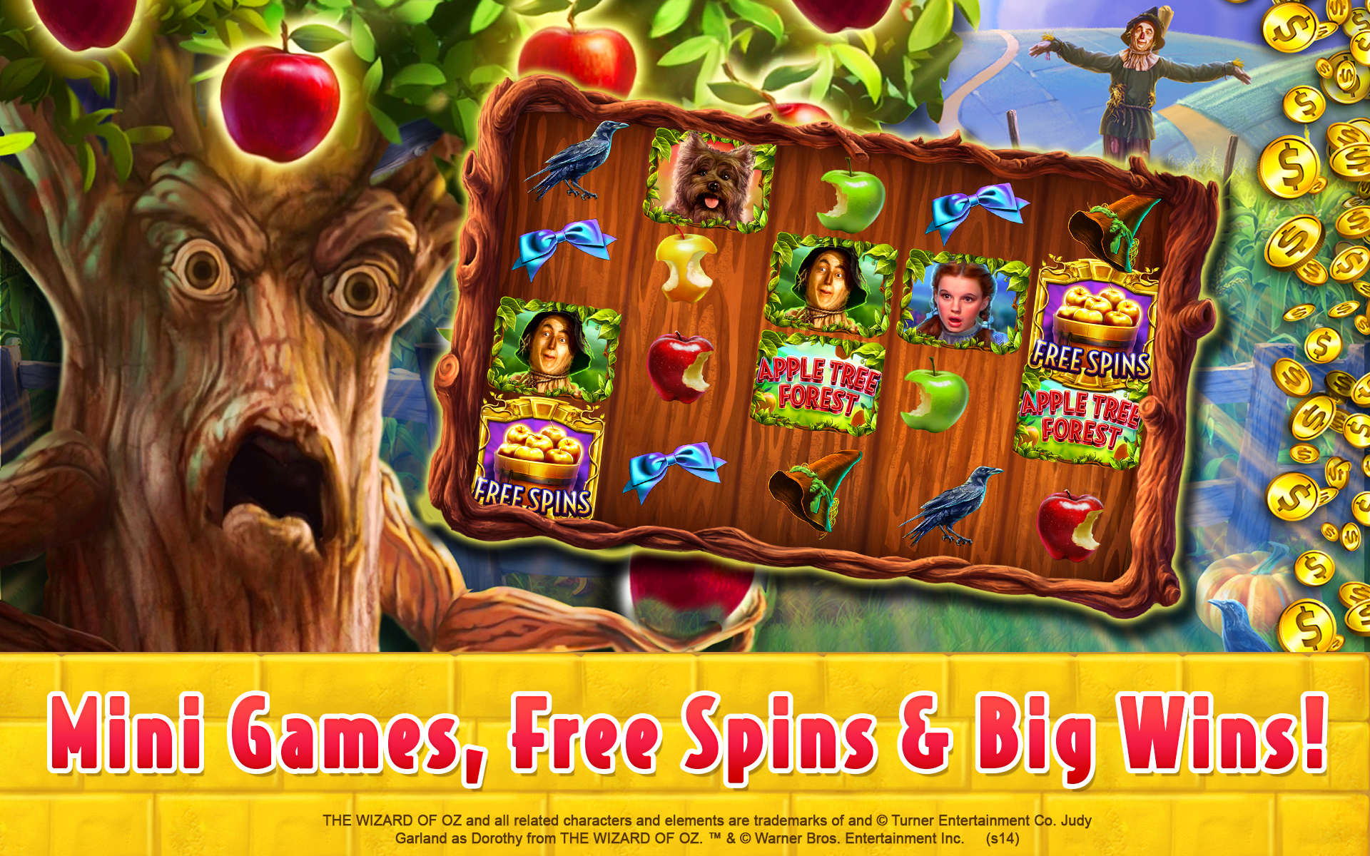 Wizard Of Oz Casino Slot