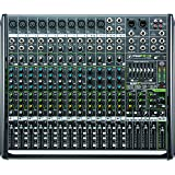 Mackie PROFX16V2 16-Channel 4-Bus Compact Mixer with USB and Effects (Color: Black, Tamaño: 16 Channel)