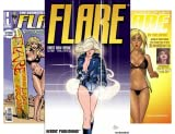 img - for Flare (Issues) (3 Book Series) book / textbook / text book
