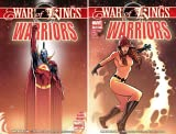 img - for War of Kings: Warriors (Issues) (2 Book Series) book / textbook / text book