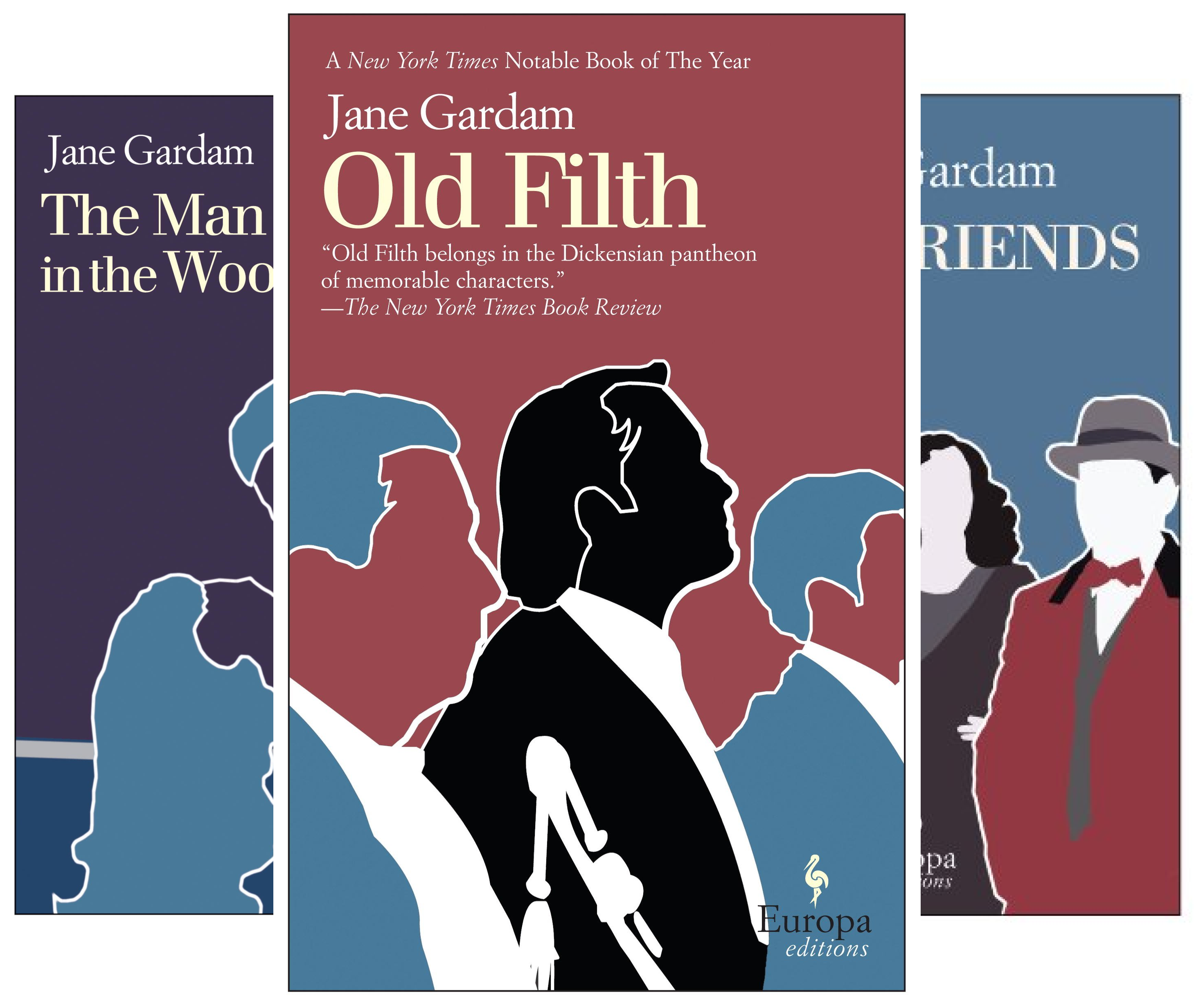Old Filth Trilogy (3 Book Series) (Gardam Old Filth compare prices)