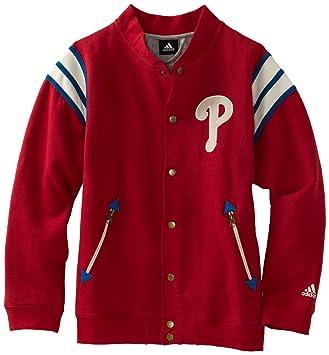 Buy MLB Youth Philadelphia Phillies Classic Baseball Jacket
