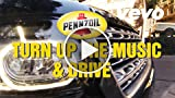 Sean Kingston - Pennzoil Turn Up The Music & Drive
