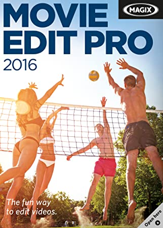 MAGIX Movie Edit Pro 2016 [Download]