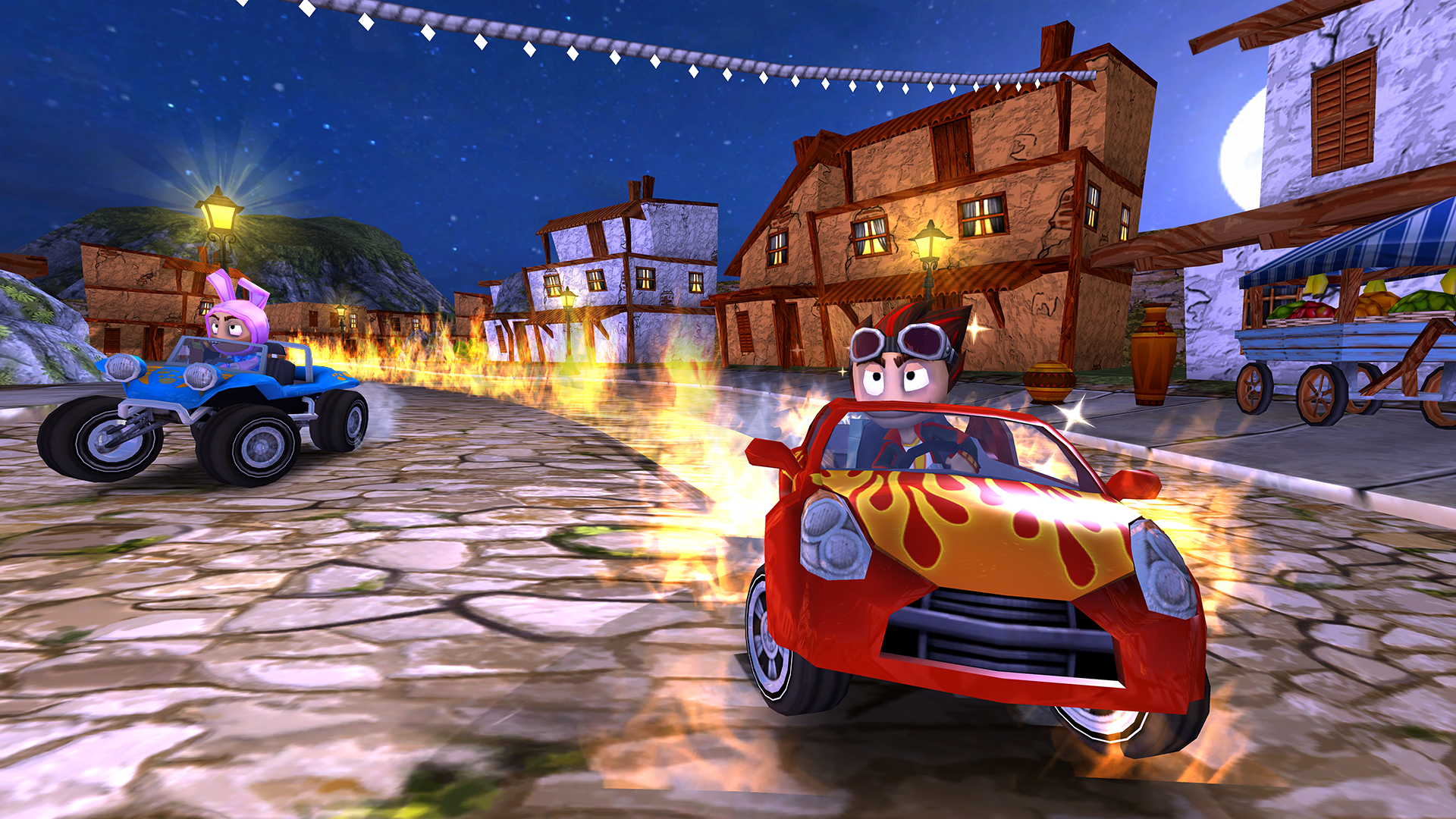 Amazon.com: Beach Buggy Racing: Appstore for Android