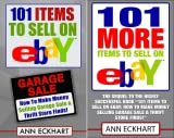 101 Items To Sell On Ebay (2 Book Series)