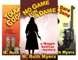 img - for Maggie Sullivan Mysteries (4 Book Series) book / textbook / text book