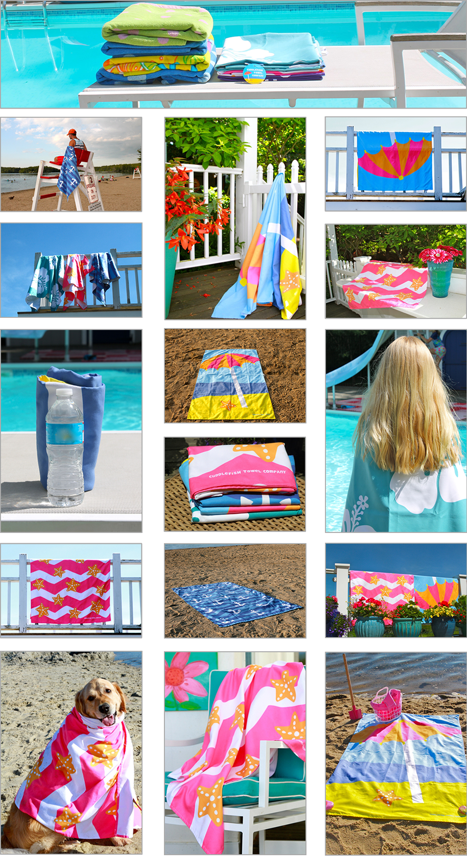 images of towels
