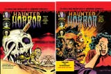 img - for Haunted Horror (Collections) (2 Book Series) book / textbook / text book