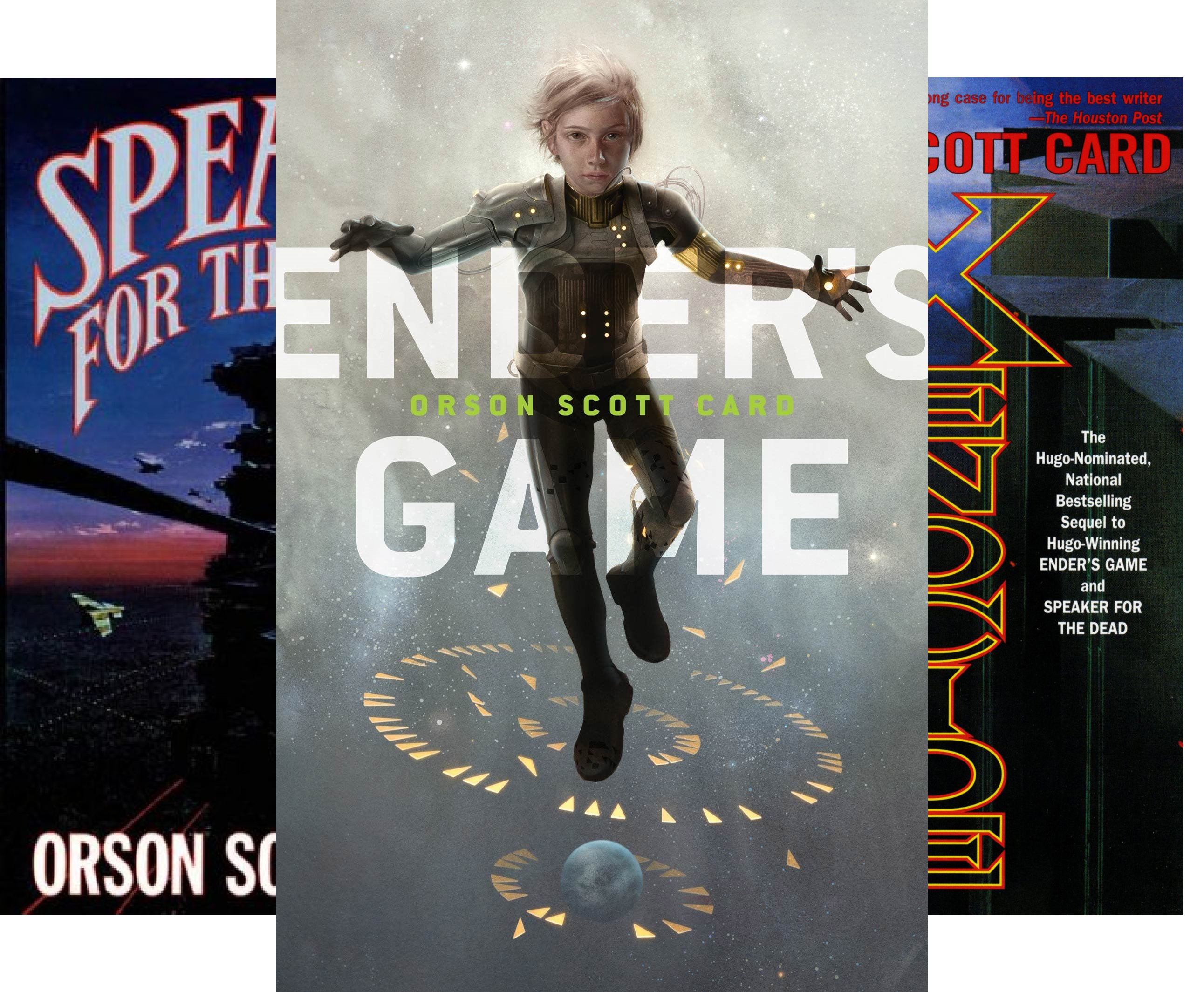 The Ender Quartet Boxed Set: Ender's Game, Speaker for the Dead, Xenocide, Children of the Mind (The Ender Quintet) (4 Book Series) (Ender Game Series compare prices)