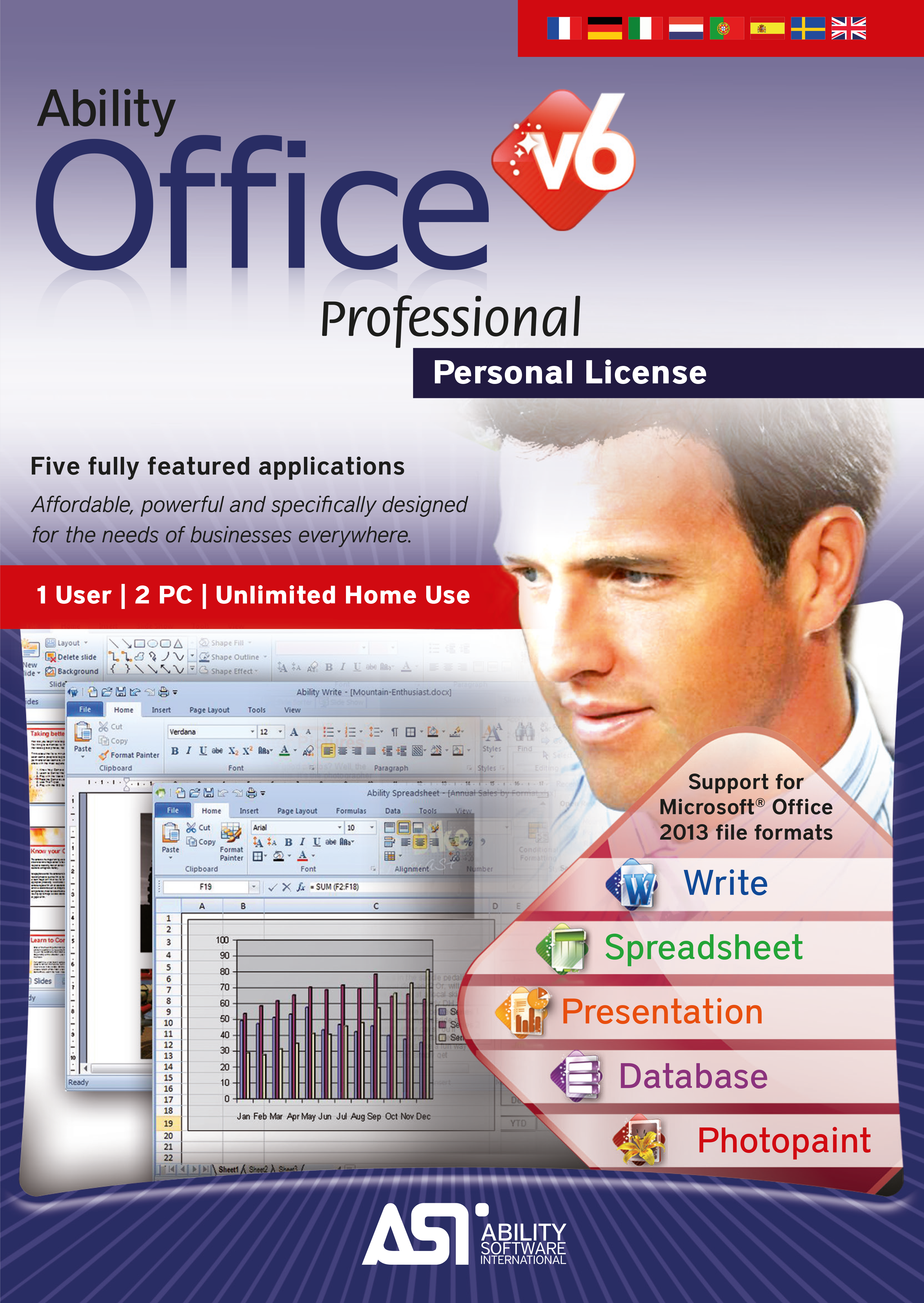 Ability Office Professional 6 - 30 Day Free Trial [Download] (Windows Free Download compare prices)