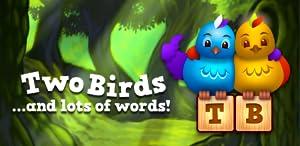 Two Birds word game from Raketspel