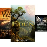 Lloyd Tackitts A Distant Eden 5-Book Series Kindle eBook Download for Free