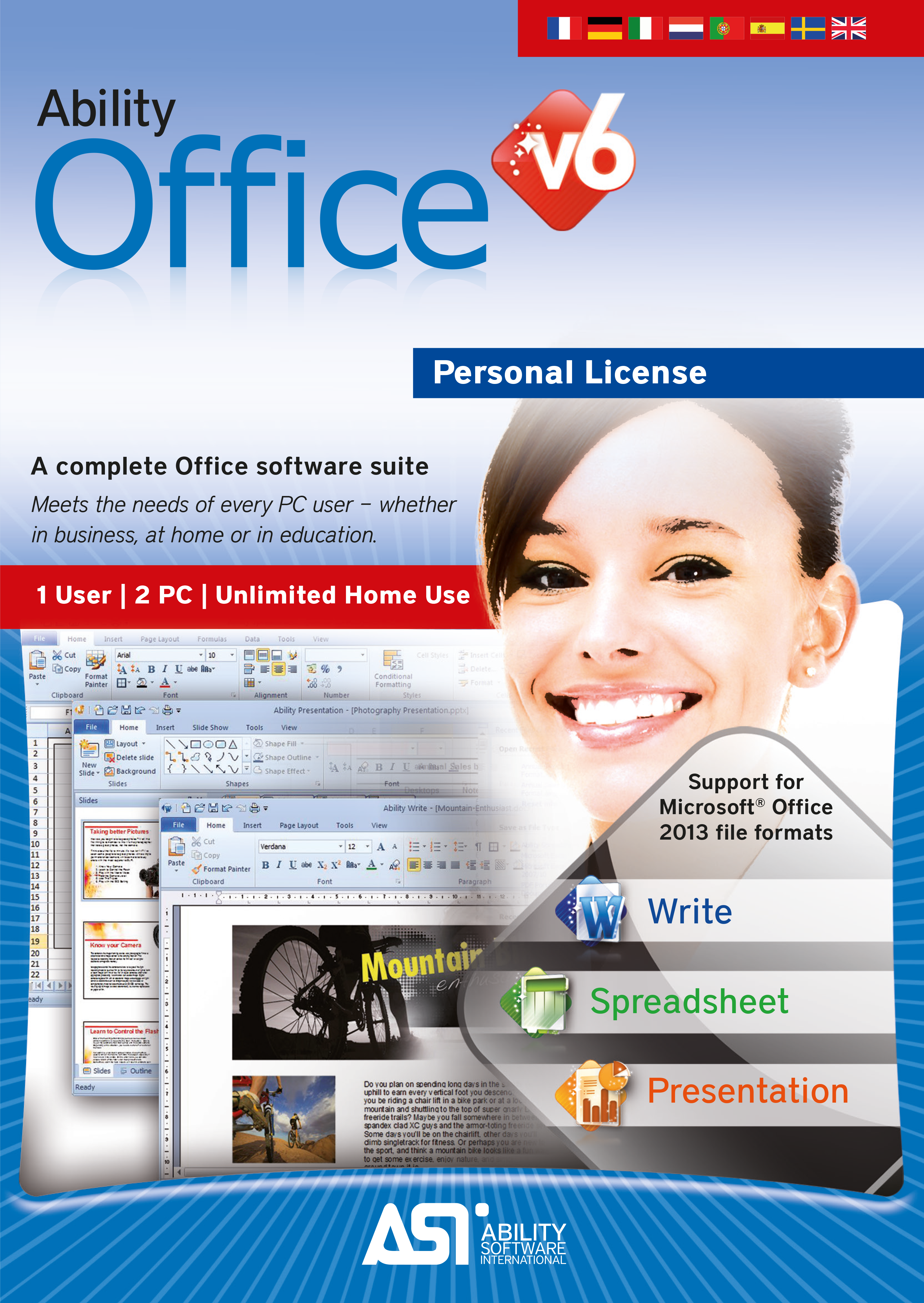 Ability Office 6 - 30 Day Free Trial [Download] (Windows Free Download compare prices)